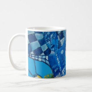 celebrate brasil classic white coffee mug