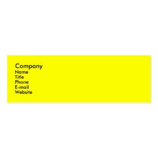 Celebrate Business Card Template