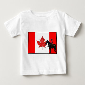 Celebrate Canada Day Baby T-Shirt