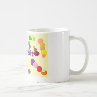 Celebrate Coffee Cup Mug