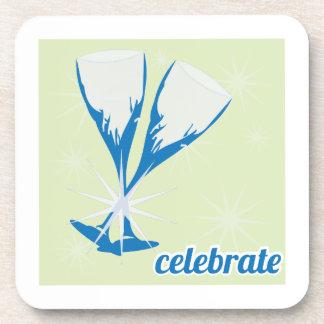 Celebrate Drink Coasters