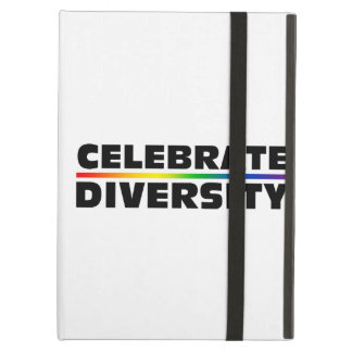 Celebrate Diversity iPad Air Cover