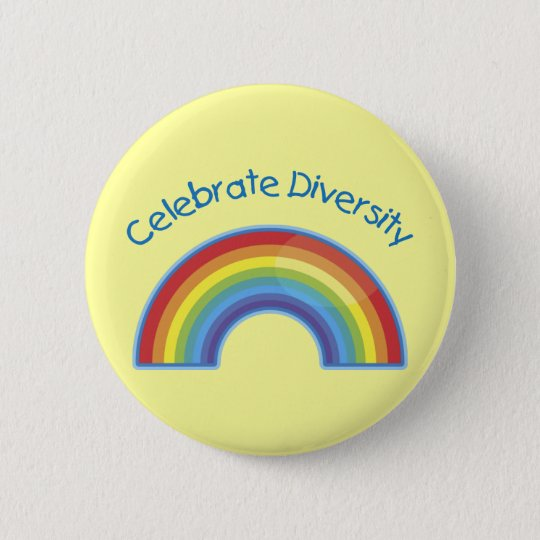 Celebrate Diversity Kid's Buttons