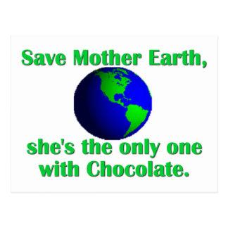 Celebrate Earth Day Postcard