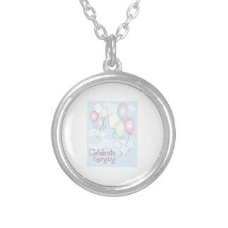 Celebrate Everyday Personalized Necklace