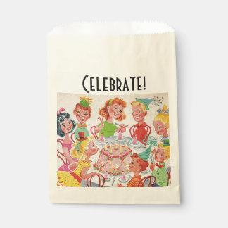 Celebrate Favor Bags Favour Bags