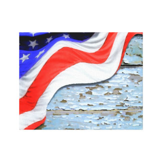 Celebrate Freedom Canvas Wall Hanging