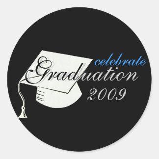Celebrate Graduation 2009 Sticker