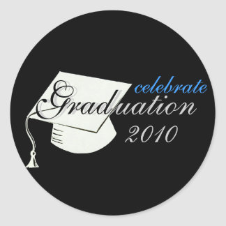 Celebrate Graduation 2010 Sticker
