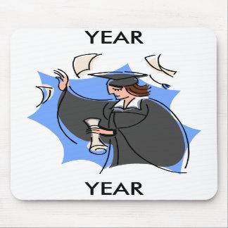 Celebrate graduation mousepad