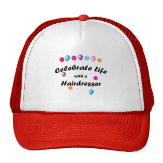 Celebrate Hairdresser Cap