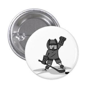 Celebrate Hockey Pin