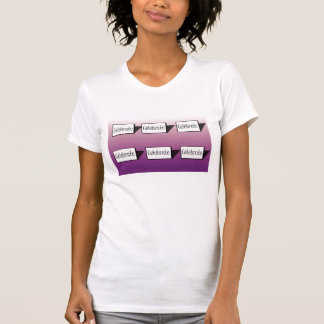 Celebrate in Purple T Shirt