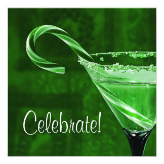 Celebrate Personalized Announcement