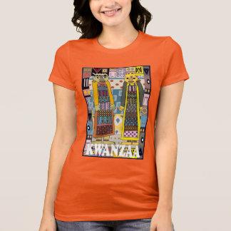 Celebrate Kwanzaa, Traditional figures T-Shirt