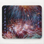 Celebrate Life by tdgallery Mouse Mats