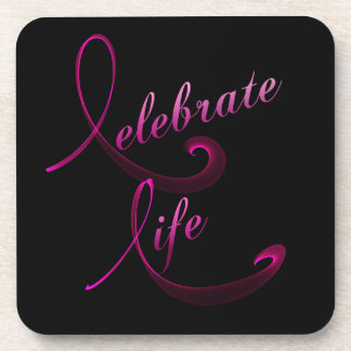 Celebrate Life Coaster