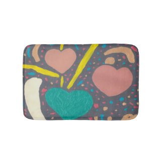 Celebrate Love Bath Mat