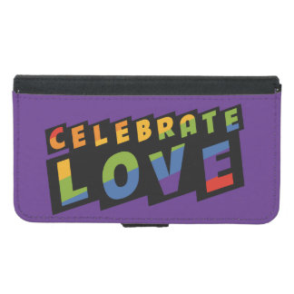 Celebrate Love phone wallets