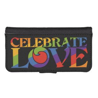Celebrate Love phone wallets