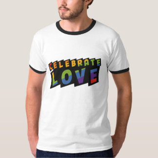 Celebrate Love shirts & jackets