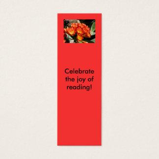 Celebrate! Mini Bookmarks Mini Business Card