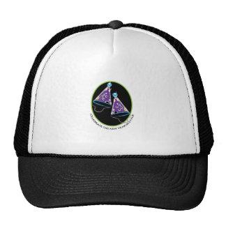 Celebrate New Year Trucker Hats