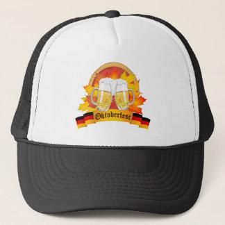 Celebrate Oktoberfest German Beer Festival Trucker Hat