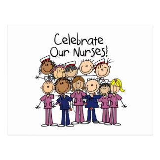Celebrate Our Nurses Post Card
