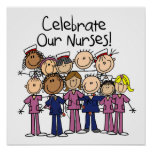 Celebrate Our Nurses Posters