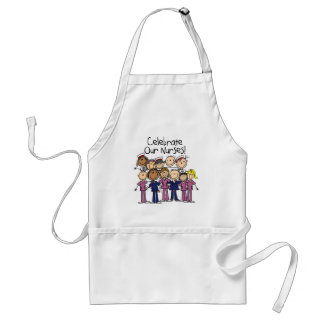 Celebrate Our Nurses Standard Apron