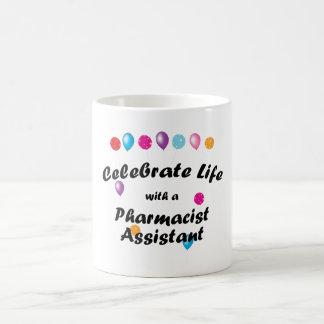 Celebrate Pharmacist Assistant Basic White Mug