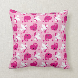 Celebrate pink event cushion