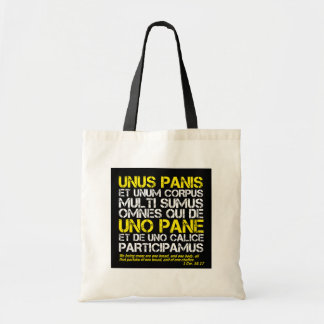 Celebrate the Church as One Budget Tote Bag