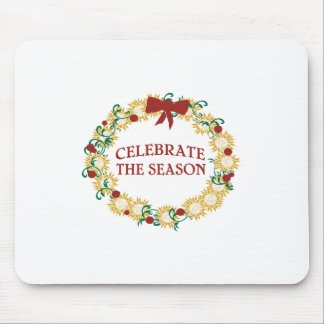 Celebrate The Season Mouse Pads