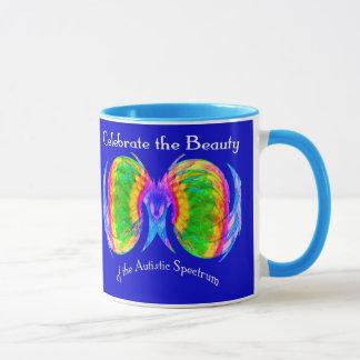 Celebrate the Spectrum Mugs
