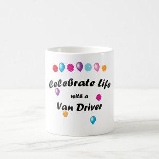 Celebrate Van driver Mugs