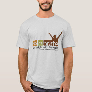 Celebrate What's Right Tee Shirt