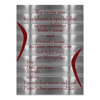 Celebrate with Us Invitations