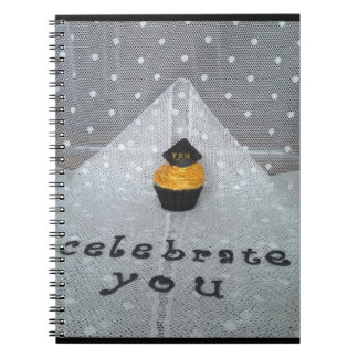 """Celebrate You"" notebook"