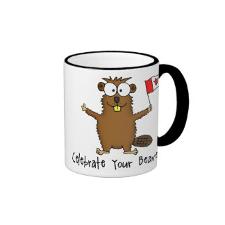 Celebrate Your Beaver Mug