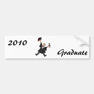 Celebrate Your Graduation! Car Bumper Sticker