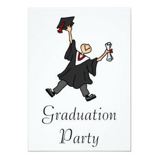 Celebrate Your Graduation! 13 Cm X 18 Cm Invitation Card