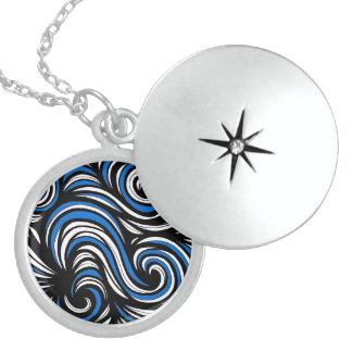 Celebrated Determined Endorsed Energetic Round Locket Necklace