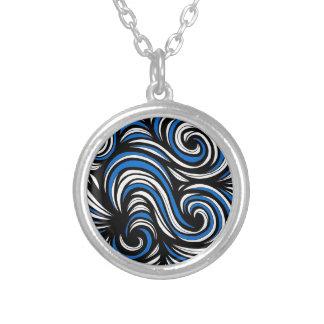 Celebrated Determined Endorsed Energetic Round Pendant Necklace