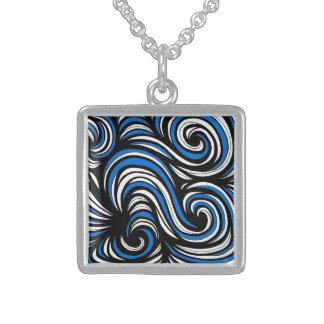 Celebrated Determined Endorsed Energetic Square Pendant Necklace