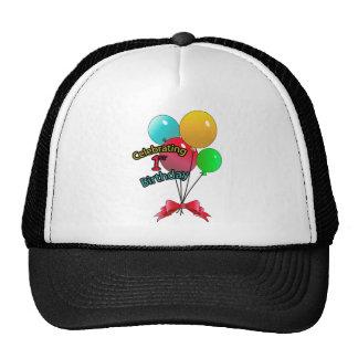 Celebrating 1st Birthday Trucker Hat