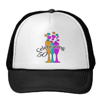 Celebrating 50 hat