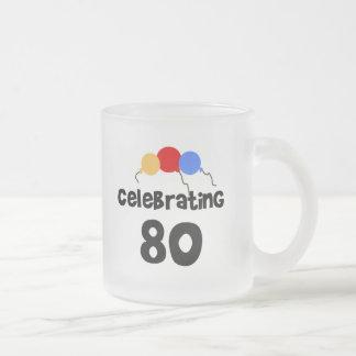 Celebrating 80 mug