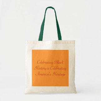 Celebrating Black History Bags